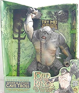 BizAmazon es The Cave Of Electronic Troll Toy Rings Lord By l1TF5uKcJ3