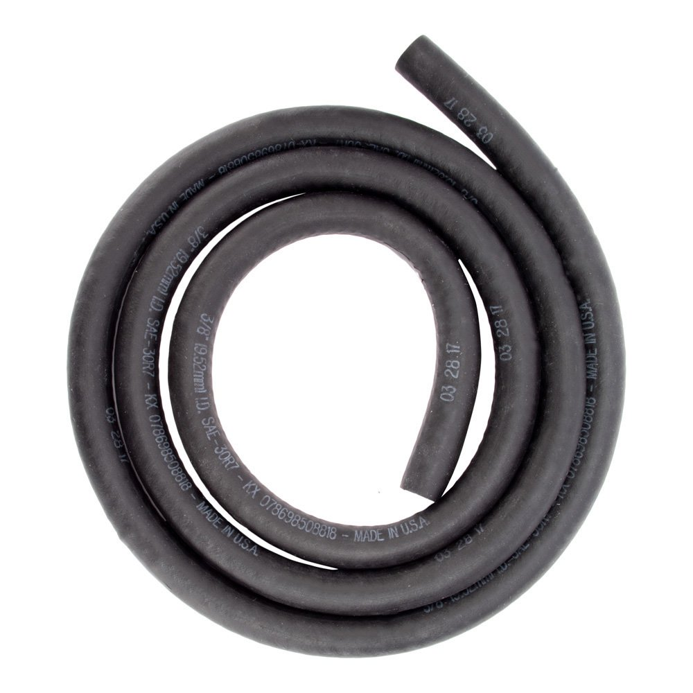 LDR Industries 516F385 5' Bag Fuel Line, 3/8""
