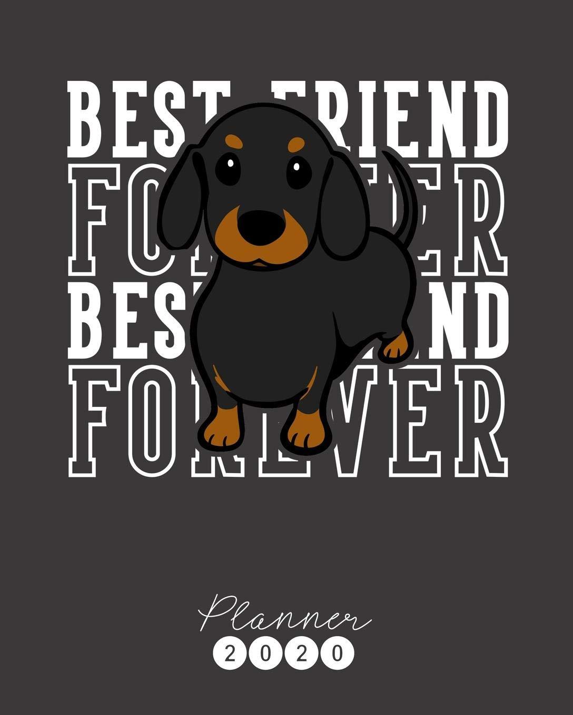 Best Friend Forever Planner 2020: Diario Agenda Settimanale ...
