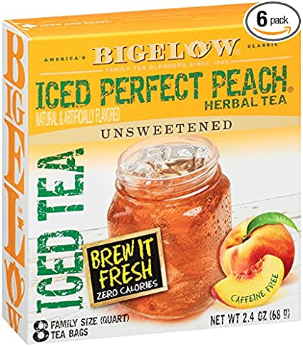 Bigelow iced tea