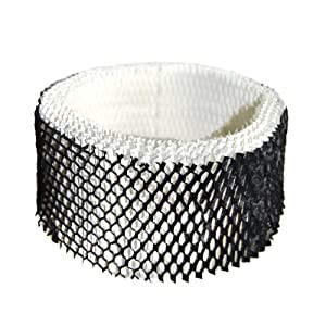 HQRP Wick Filter for Holmes HM1100, HM1450, HM5100, HM1701, HM1910 Humidifiers + HQRP Coaster