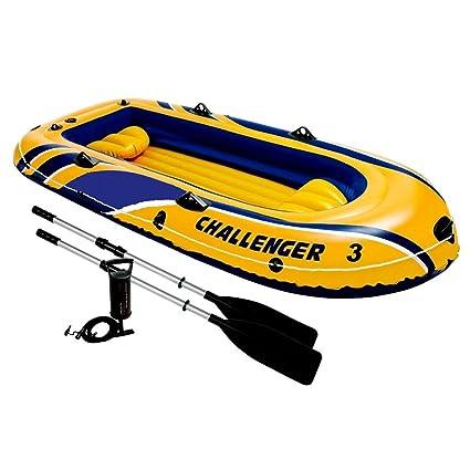 Amazon.com: Skroutz Kayak - Balancín hinchable para pesca de ...