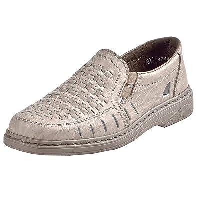 Herbst Schuhe beste Qualität für besserer Preis für Rieker Herren Slipper Norman