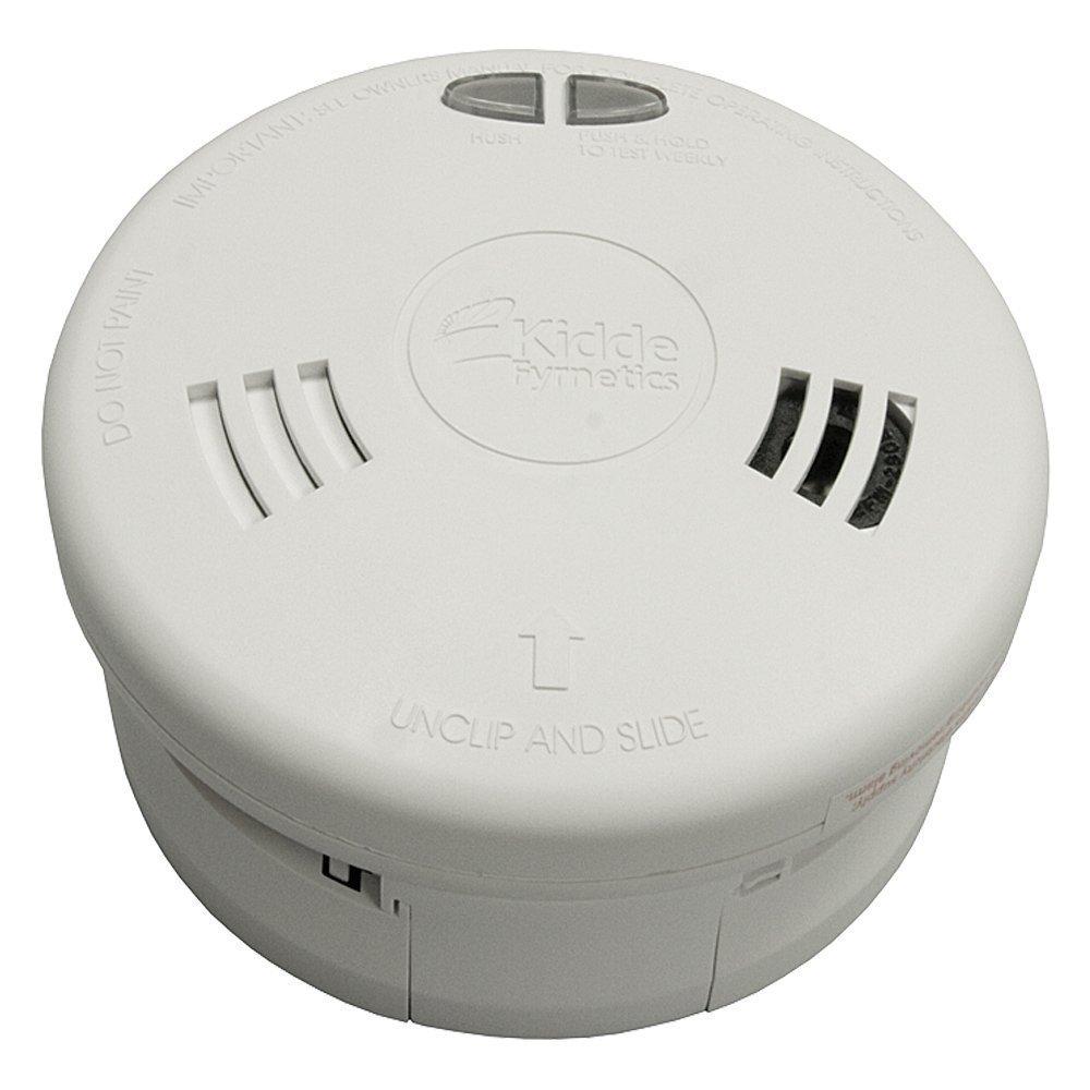 Kidde 2SFW Optical Smoke Alarm with Wireless Capability: Amazon.co ...