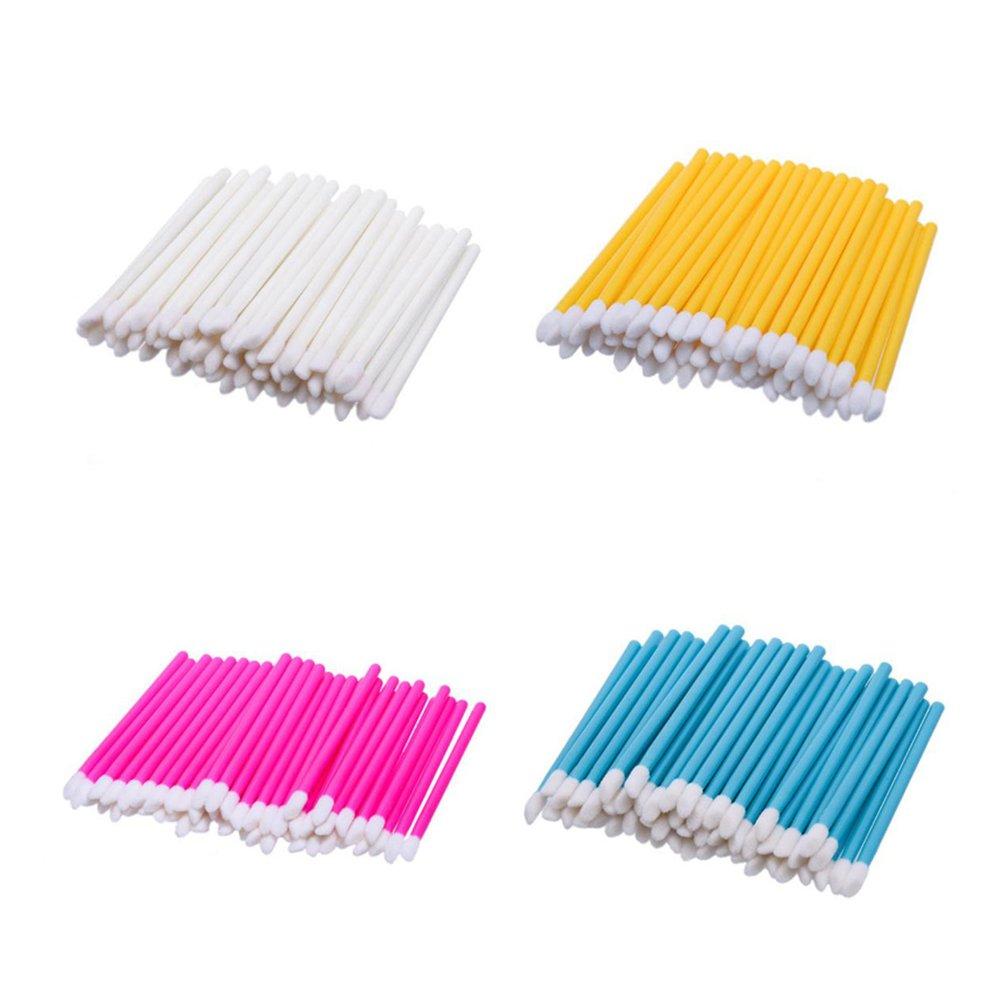 Leisial Set di 200 pennelli da trucco usa e getta per labbra, in diversi colori HK6Y1406223TK7O104