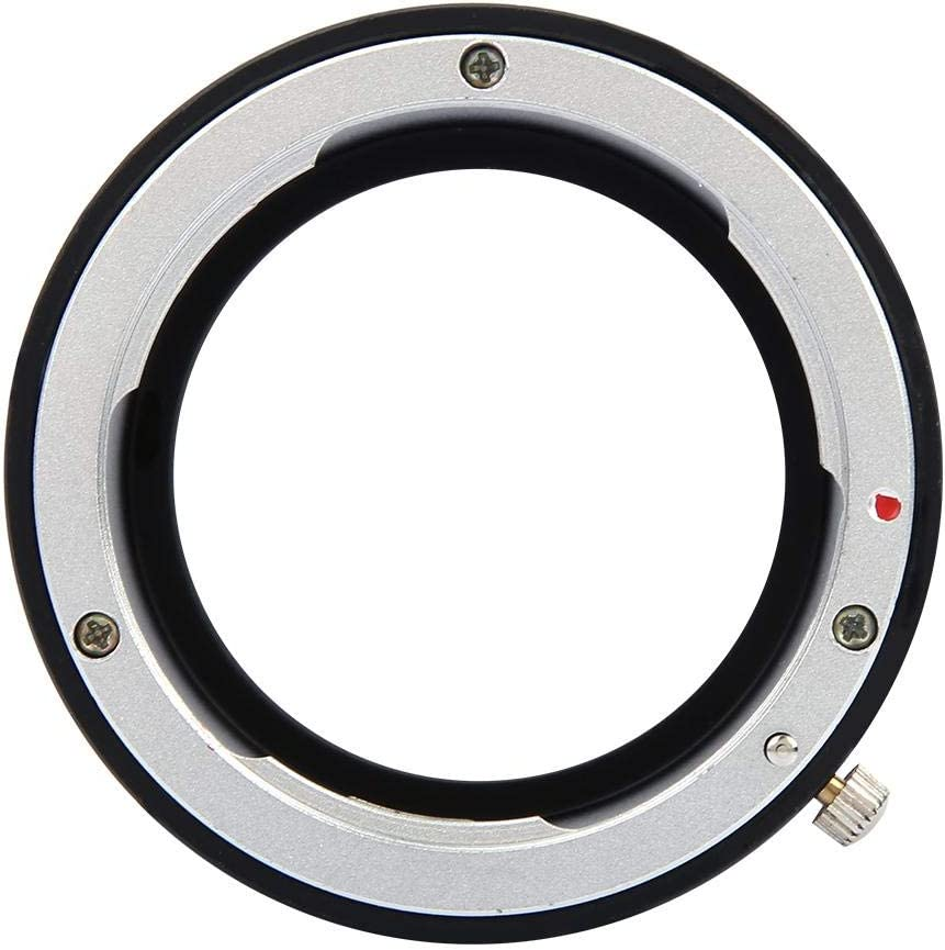 Bewinner Camera Converter,Metal Lens Mount Adapter Ring for AI Lens for NEX Camera,Easy to Install and Remove,Directly Mount