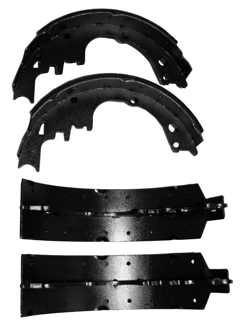Monroe BX246 Bonded Brake Shoe Monroe Brakes