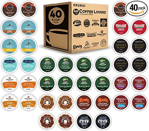 Keurig K55/K-Classic Coffee Maker + 40ct Variety Pack of K-Cups (ship separately) by Keurig (Image #3)