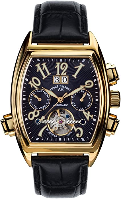 André Belfort Royale Date Gold Negro