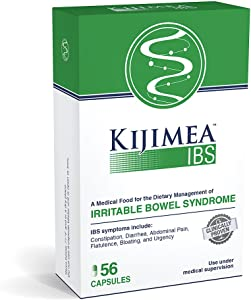 Kijimea™ IBS, Medical Food for The Dietary Management of Irritable Bowel Syndrome 56 Capsules