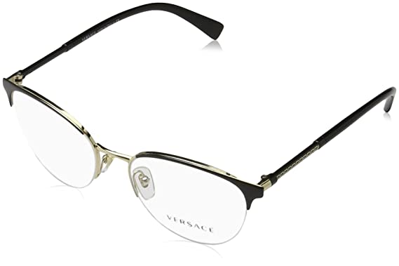 4561fc27d82b2 Amazon.com  Versace Women s VE1247 Eyeglasses 52mm  Clothing