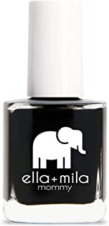 product image for ella+mila Nail Polish, Mommy Collection - Lights Out