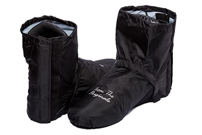 Buyeverything Pack Of 10 Outdoor Waterproof Disposable Boot Covers