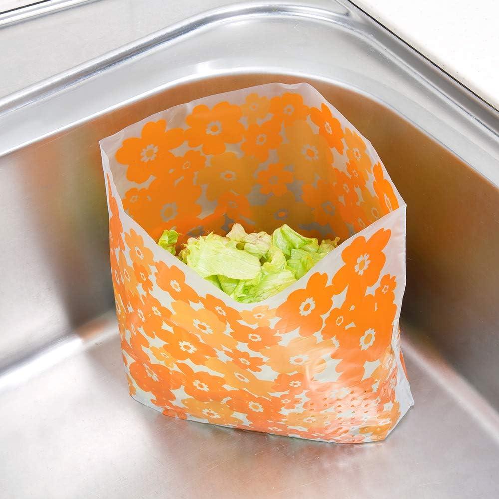 ネクスタ『自立型水切り袋 ごみっこポイスタンドタイプ』