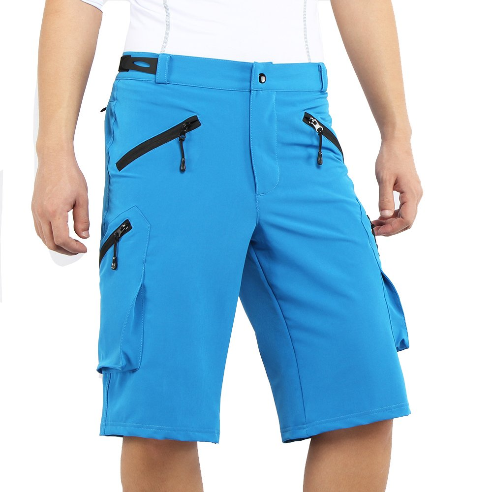 ARSUXEO MTB Mountain Bike Shorts