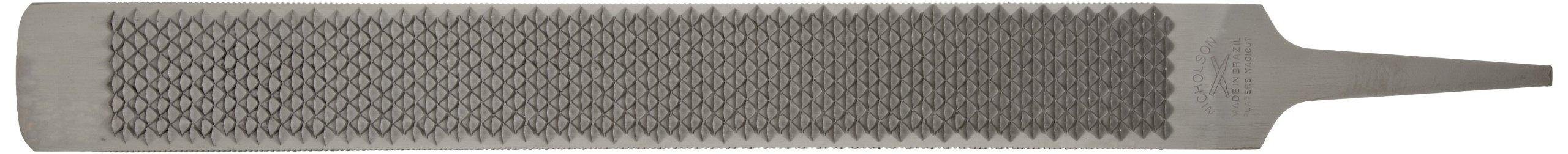 Nicholson Combination Magicut/Rasp File, American Pattern,  Rectangular, 14'' Length