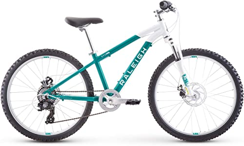 Raleigh Bikes Eva 24 Kids Hardtail Mountain Bike