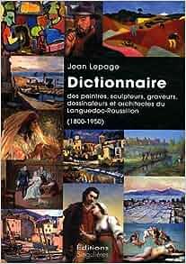 Dictionnaire des peintres sculpteurs graveurs dessinateurs for Dictionnaire des architectes