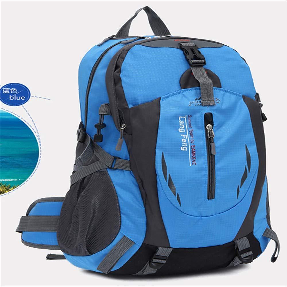 LNLZZaino da Viaggio Sportivo Zaino Sport all'Aria Aperta Alpinismo Borsa Viaggio Zaino Escursionismo, Blu, y01