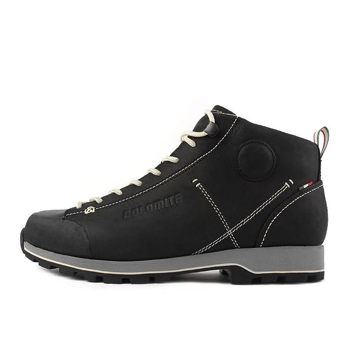 Dolomite Cinquantaquattro Daily Schwarz, Damen EU 41.5 - Farbe Black Damen Black, Größe 41.5 - Schwarz