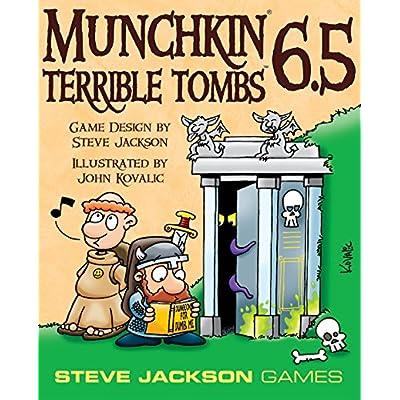 Munchkin 6.5 - Terrible Tombs: Toys & Games