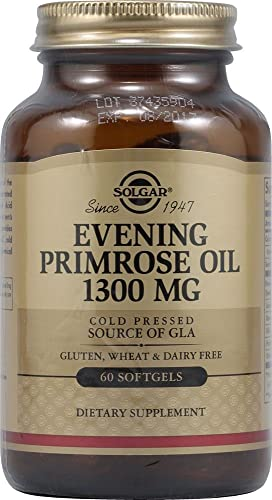 Evening Primrose Oil 1300mg 60 SG 3-Pack