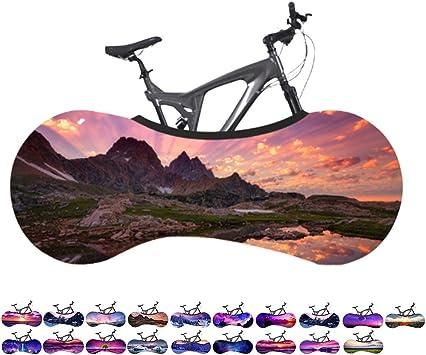 DOPORA Funda Cubre Bicicletas para Interiores,Funda Bicicleta ...