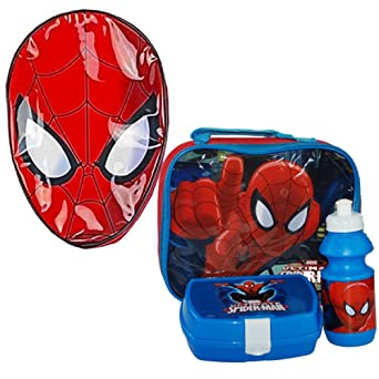 9747fc113e MARVEL® Ultimate Spider-Man Spiderman Official Kids Children School Travel Rucksack  Backpack Bag