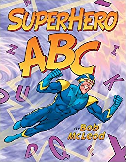 Image result for ABC super heroes