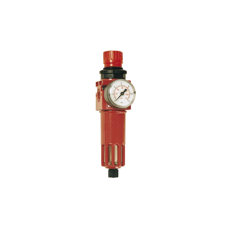 ELMAG 42525 Druckluft Filterdruckminderer mit Anschlussgewinde 1//2