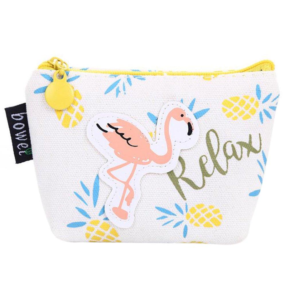 gespout sacchetto portaoggetti sacchetto cosmetico Mini Portafoglio Tela tasca portatile pacchetto di chiave una varietà di stili motivo di cartone animato 11.5* 8* 3.5CM