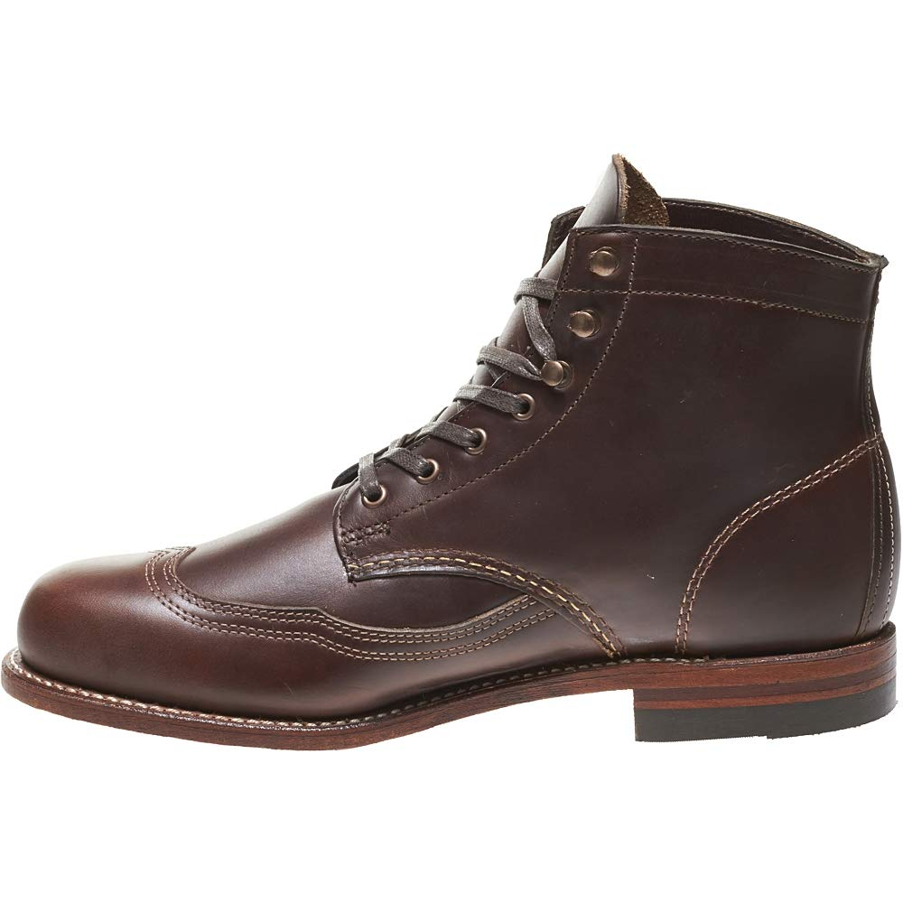 2df683ddbbd Wolverine 1000 Mile Men's Addison Wingtip Boots: Amazon.ca: Shoes ...
