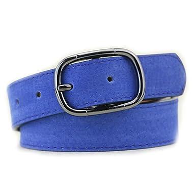ROMQUEEN Cinturón Cuero Cinturón de Cuero Ancho Traje para ...