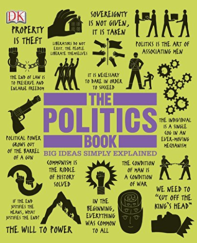 The Politics Book: Big Ideas Simply Explained