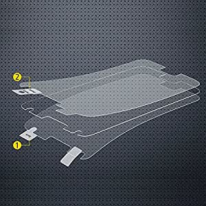 Protector de pantalla de plástico para Samsung Galaxy Mini