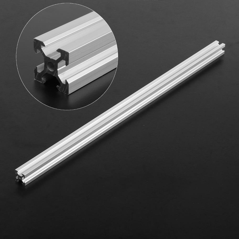 2020 V-Slot Aluminiumprofil-Extrusionsrahmen f/ür CNC-Modelle 500 mm Sonsan Aluminiumprofile
