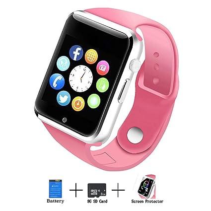 Amazon.com: Reloj inteligente Bluetooth A1 – axceed ...