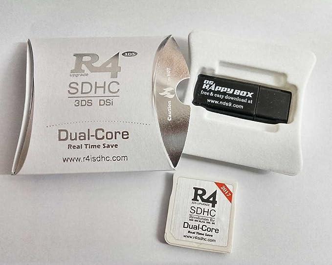 New R4I 2017 SDHC Game Card for DS DSI 2DS 3DS & All DS Consoles