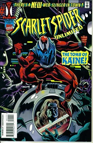 Scarlet Spider Unlimited #1 : You Say You Want an Evolution (Marvel Comics) (Xmen Evolution Series)