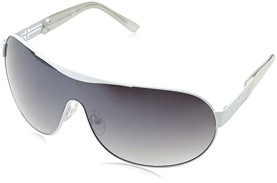 Guess Rectangle Eye, Montures de lunettes Homme, Gris (Grigio), 64 ... d7400f98b8fb