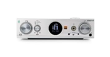 iFi Pro iDSD 2.5mm Desktop DAC/Tube/Solid State/Amplificador de ...