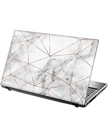 e43b96d436c5 TaylorHe 13-14 inch Laptop Skin Vinyl Decal with Colorful Patterns and  Leather Effect Laminate