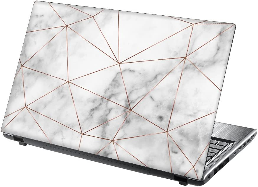 Pellicola adesiva per PC portatile 13 /– 14 pollici, LP48 psichedelico