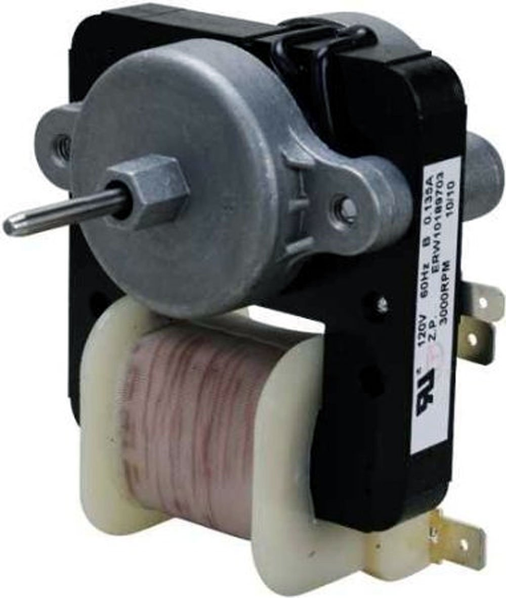 Amazon.com: 2188848 - OEM FACTORY ORIGINAL WHIRLPOOL KENMORE SEARS  EVAPORATOR FAN MOTOR Located in Freezer compartment.: Home Improvement