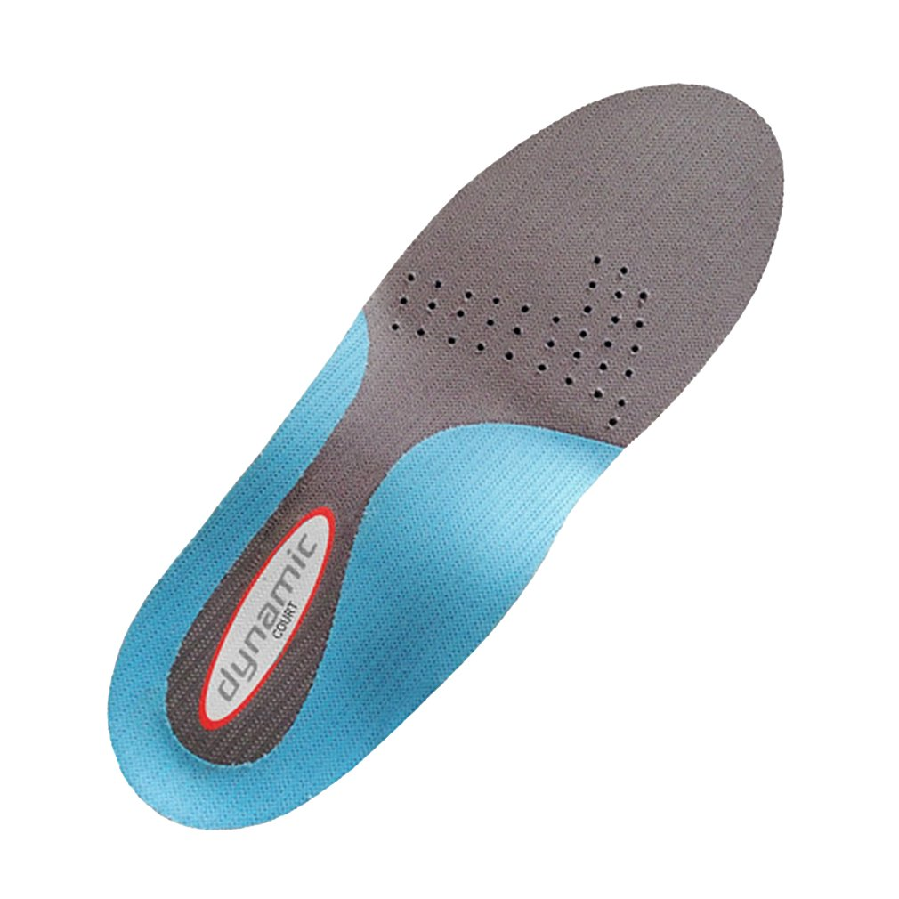 Dynamic Women's Court Performance Insoles (8-8.5) by Dynamic (Image #2)