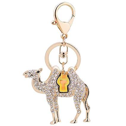 GH8 Kawaii - Llavero con Forma de Camello de Animales ...