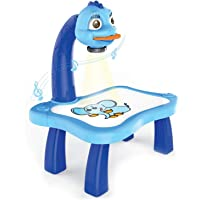 Heyeam Painting Tablet Children's Intelligent Projection Painting Enlightenment Early Education Drawing Board Table…