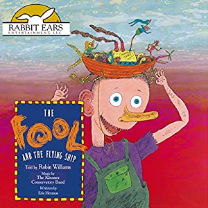 The Fool and the Flying Ship Audiobook