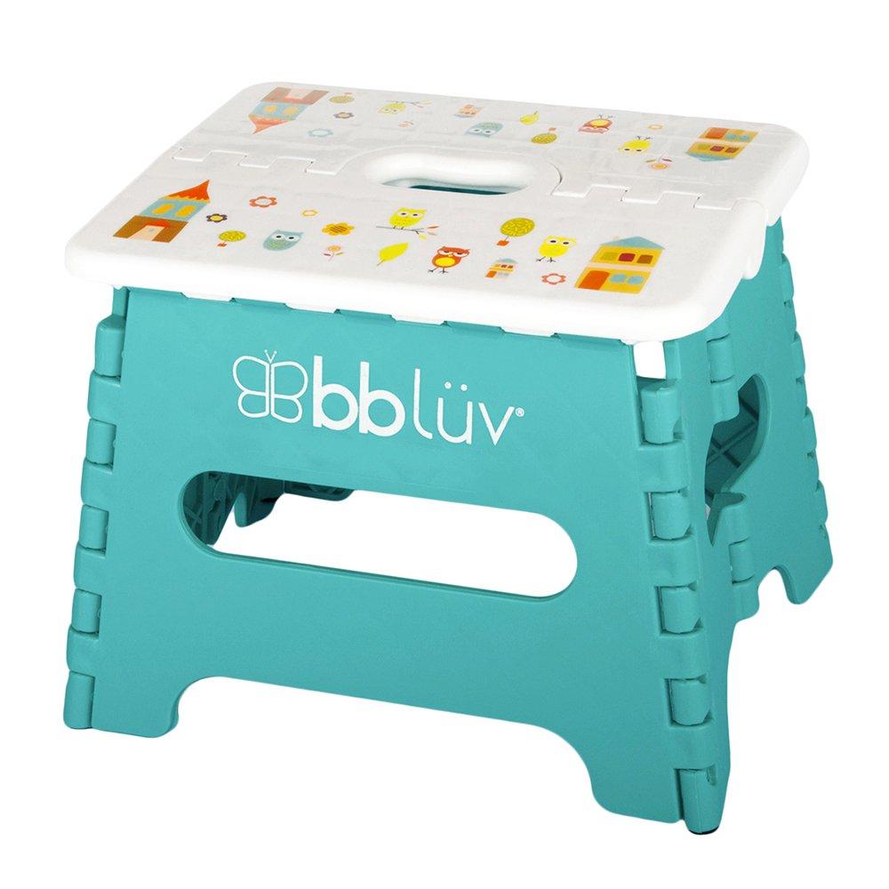 Amazon.com : bblüv Stëp - Folding Step Stool : Baby