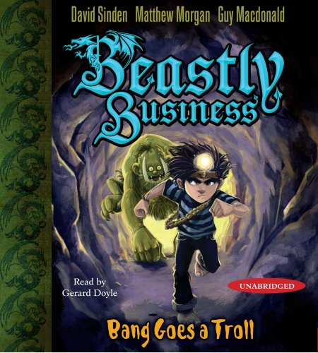 Bang Goes a Troll: An Awfully Beastly Business by Brand: Simon n Schuster Audio
